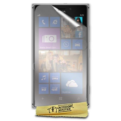 Accessory Master - Pellicole Proteggi Schermo per Nokia Lumia 925, Confezione da 10