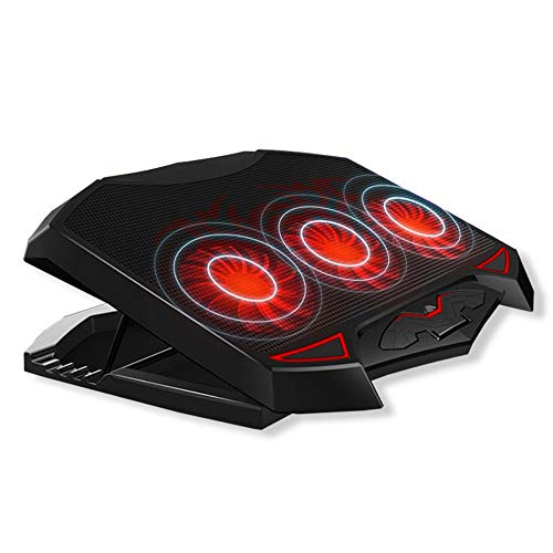 luckyNO.1 Laptop Kühlgerät Kühlkörper CPU Kühler Lüfter Gaming Zubehör für Lange Gaming Sitzungen