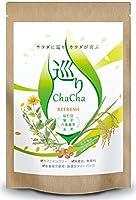 なたまめ茶 国産 菊芋 玄米茶 巡りChaCha ノンカフェイン ブレンドティー 40包