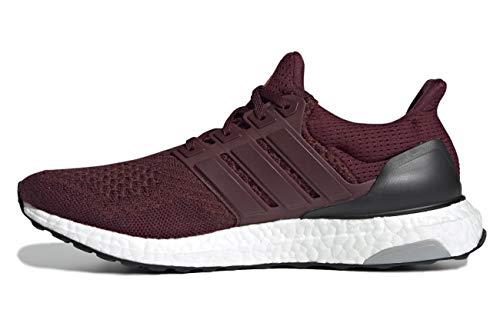 adidas Ultraboost 1.0 LTD Burgandy Responsive Running Shoes, Size 10