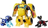 Product Image of the Playskool Heroes Transformers Rescue Bots Bumblebee Rescue Guard 10-Inch...