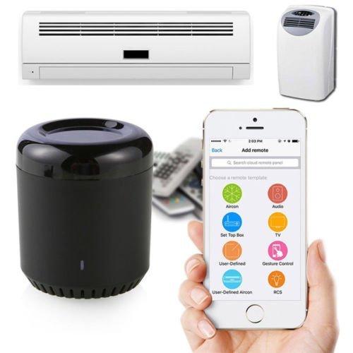 Universal Smart Home WiFi/WLAN App Fernbedienung - Grenzenlose Freiheit via Internet für ALLE Klimaanlagen