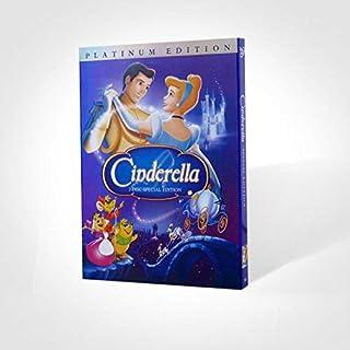 Cinderella Movie DVD (2-Disc) Special Platinum English Edition