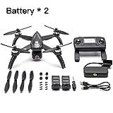 Euopat Drone, MJX Bugs 5W Mini Drone con Videocamera HD Live Video...