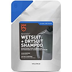wetsuit shampoo and cleaner