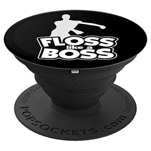 Floss Dance Emote - Video Game Gaming Design Gamer Gift PopSockets Grip and Stand for Phones and Tablets