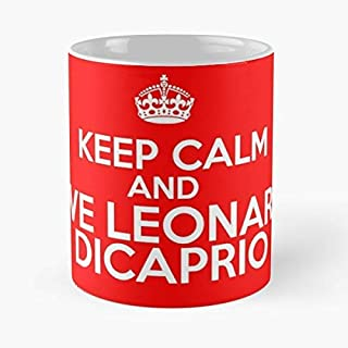 Leonardo Dicaprio Love Cup The Best Gift For Holidays Coffee Mugs