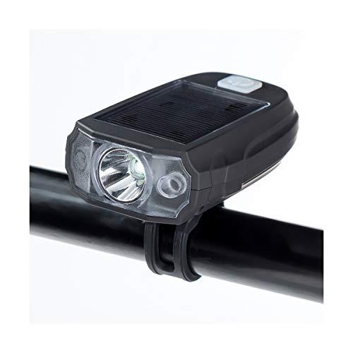 Wasserdichtes Fahrrad Solar LED Scheinwerfer USB Laderad Nabenlicht Zubehör