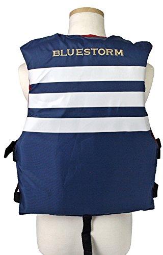 BLUESTORM(ブルーストーム)『小型船舶用救命胴衣TypeF小児用(BSJ-210Y)』