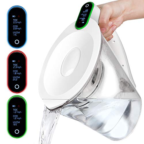 8 stage water filtration pitcher