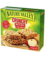 Nature Valley Crunchy Oats and Apple, 252 gm