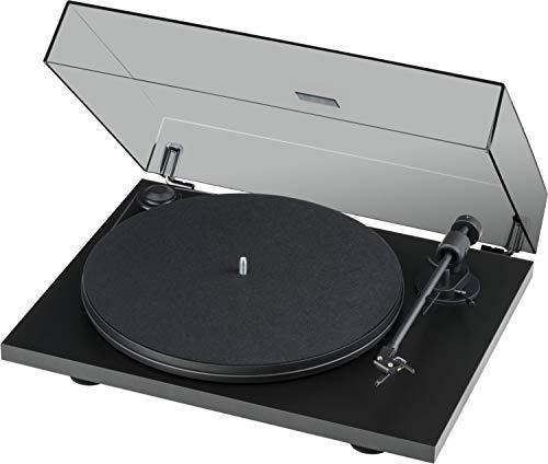 Pro-Ject Primary e Belt-Drive Audio Turntable Black - Audio Turntables (Belt-Drive Audio Turntable, Black, 33,45 Rpm, 21.9cm, 2.2cm, 4.5w)