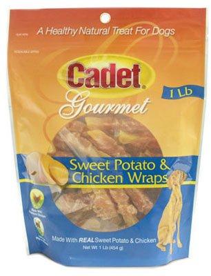 IMS Trading 01307 14 oz. Sweet Potato & Chicken Wrap