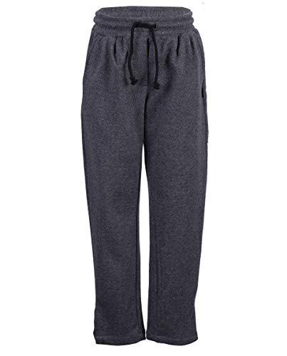 GULLIVER Hosen Mädchen Winter Hose für Kinder Mädchen Klassisch Grau 7-10 Jahre 122-140 cm