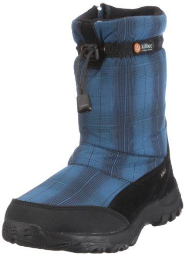 Killtec Misaki jr 19930-000, Unisex - Kinder Stiefel, Blau (blau / dunkelblau 00800), EU 39