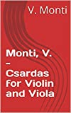 Monti, V. - Csardas for Violin and Viola (English Edition)