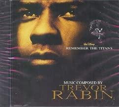 Best trevor rabin remember the titans Reviews