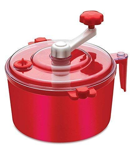 DONDA Plastic Portable Atta Maker Machine |Dough Maker |Atta Maker for Kitchen (Multicolor)