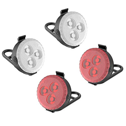 Activ Life 2-Tire Pack LED Bike Wheel Lights with Batteries Included! Get 100{16a4fe7299f35c9bc30042697ec7aeb41a8e37dd53163ab6eb06037abae4bfc3} Brighter and Visible from All Angles for Ul...