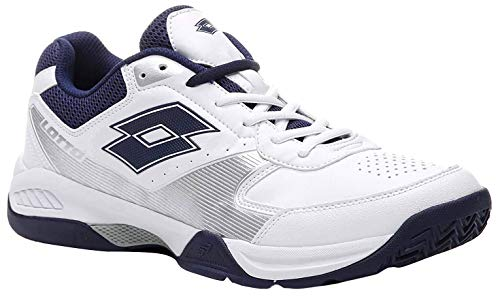 Lotto Space 600 ALR, Bianco (All White Navy Blue.), 45 EU