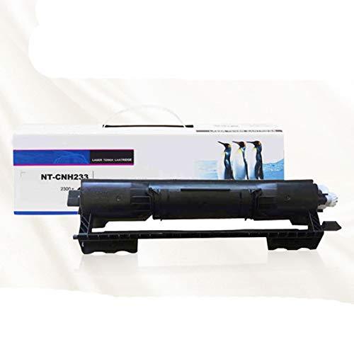 JZMY Cartucho de tóner para HP LaserJet Ultra M106W MFP M134A MFP M134FN modelo CF233A/33A, alta opacidad, servicio de alta definición
