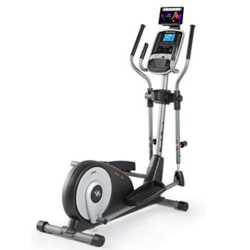 Nordic Track Unisex's SE3i Elliptical Cross Trainer, Black, adults