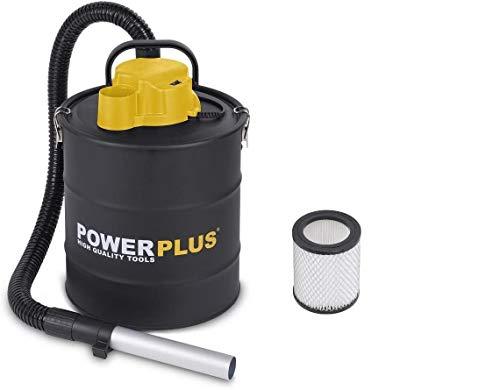 Set Aschesauger + Filter Kaminsauger Ascheschlucker Filter Aludüse 1200 Watt