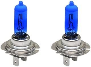 GP Thunder SGP75-H7 Super White 7500K 55W Xenon Quartz Light Bulb, (Pack of 2)