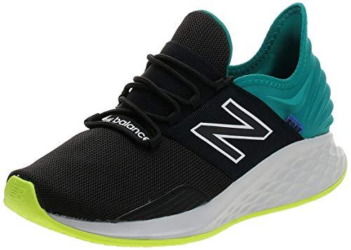 New Balance Fresh Foam Roav', Zapatillas para Correr de Carretera Hombre, Black, 43 EU