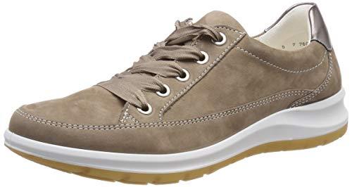 ARA Damen Tokio 1239801 Sneaker, Beige (Taupe, Titan 09), 40 EU