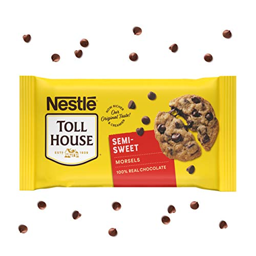 Nestle Toll House, Semi-Sweet Chocolate Chip Morsels