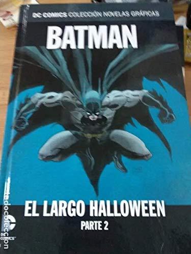 DC Comics: Batman: El largo Halloween Parte 2: 20
