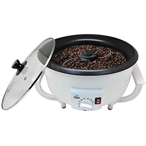 Tostador De Café Automático Café Bean Baker Café Máquina Para Hornear Casa Hogar Frijoles De Café Máquina De Asar, Adecuada Para Tostador De Maní/Nuez/Frijol,Thermostat,110V