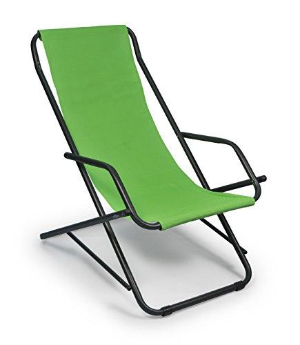 Stiliac 7401 Sdraio Dondolino, Verde Tramato, Diametro 25 cm
