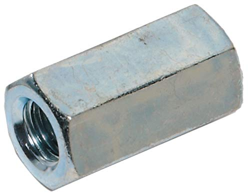 The Hillman Group 180210 Coupling Nut, 1/4 - 20, 50-Pack