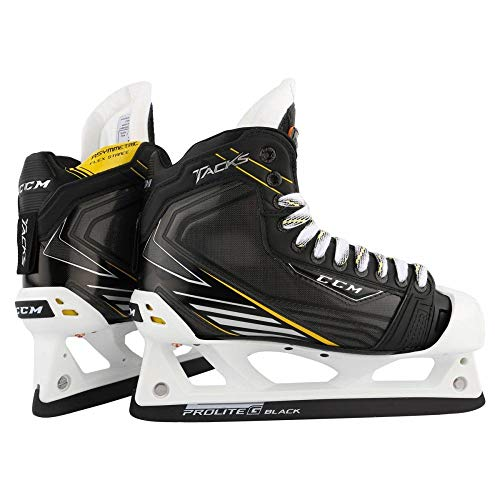 CCM Tacks Senior Goalie Skates, Weite :D, Größe:10 = 45.5