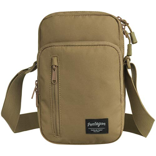 Pentagon Kleos Messenger Sac Coyote