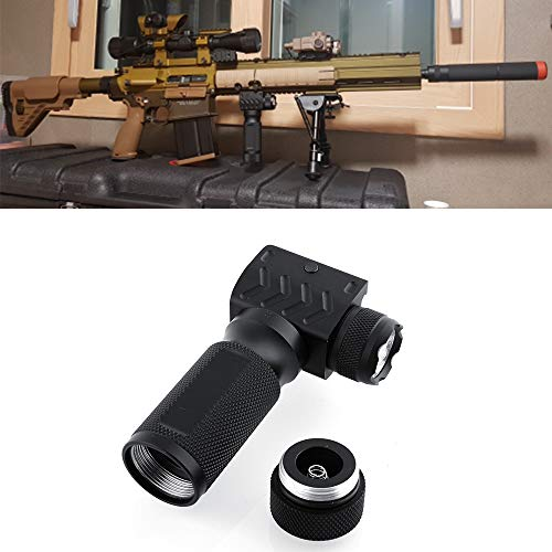 Tactical Flashlight LED 20mm Rail Mount Tactical Torch Lamp Vertical