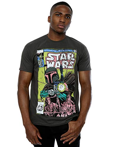 Herren - Official - Star Wars - T-Shirt (XL)