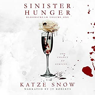 Sinister Hunger cover art