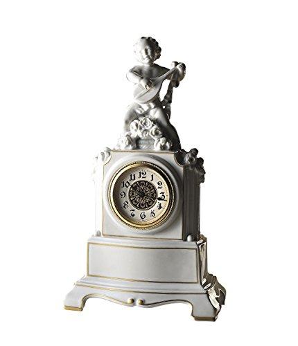 Rosenthal Objekt Uhr Objekt/Uhr Engel Mit Mandoline