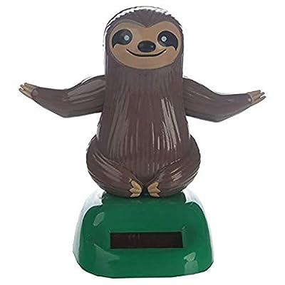 Puckator Collection Sloth Solar Powered Pal