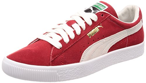 PUMA Suede 90681 Ribbon Red White Eur: 45