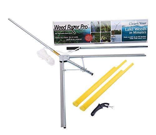 jenlis Weed Razer Pro–Aquatic Weed Cutter für Seen, Teiche & Strände