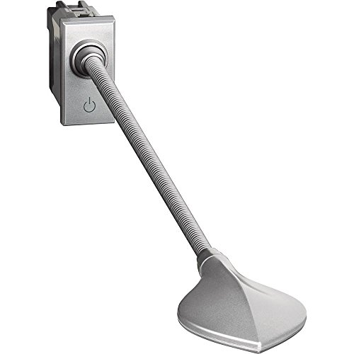 Bticino axolute - Lámpara lectura axolute 230v 1 módulo tech