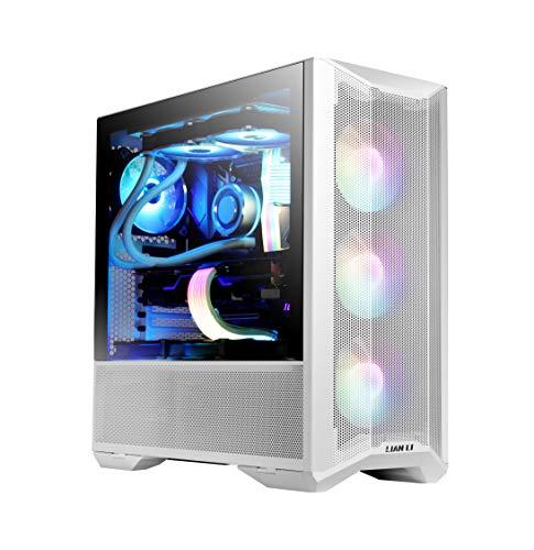 LAN2MRW LANCOOL II Mesh RGB Blanco LAN2MRW Vidrio Templado ATX Case - Color Blanco - LANCOOL II Mesh RGB Blanco… 15