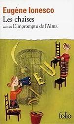 Les Chaises d'Eugène Ionesco