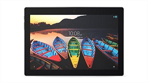 Lenovo TAB 3 10 Plus FHD 10.1 inch Tablet (Slate Black) - MediaTek MT8161 Processor, 2 GB RAM, 16 GB eMMC Storage