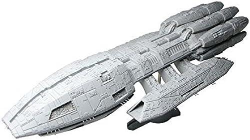 Moebius Battlestar Galactica Pegasus Plastic Model Kit by Moebius