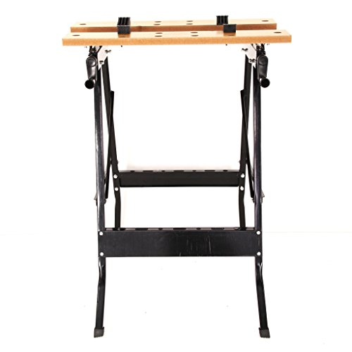 AllRight Portable Folding Work Bench Clamping Workbench